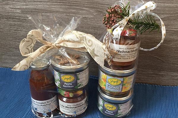 Kleine, Individuelle Geschenk-Sets